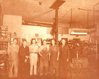 Machine Shop San Diego - Industrial Hard Chrome Plating